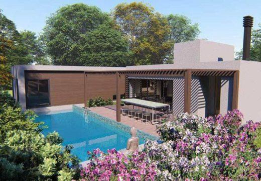 Surge una alternativa para la construcción de viviendas eficientes