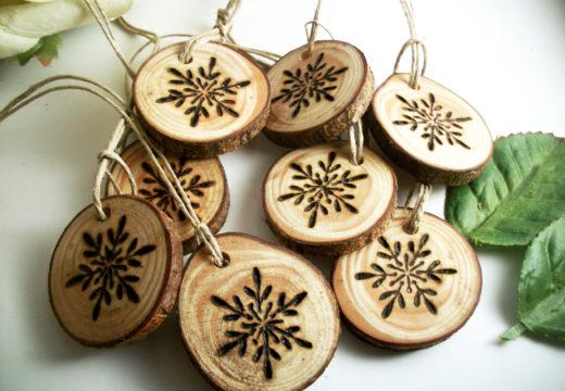 Guía DIY – 7 ideas deco para una navidad con la calidez de la madera