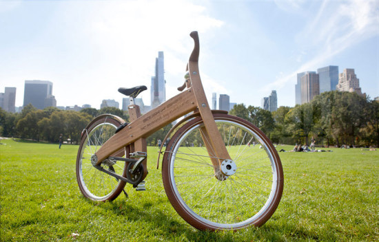 Diseño y ecología sobre ruedas
