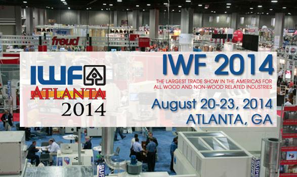 """INTERNATIONAL WOODWORKING FAIR (IWF) – Stand Argentino – """"MEETING POINT"""" – ATLANTA, ESTADOS UNIDOS del 20 al 23 de agosto de 2014 – ÚLTIMOS LUGARES"""