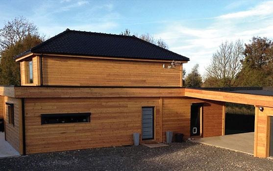 Revolución de la construcción sostenible tiene a la madera como protagonista