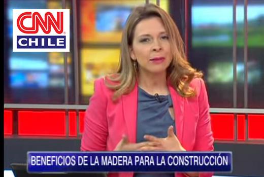 CNN Chile – Interesante nota sobre los beneficios de la construcción en madera