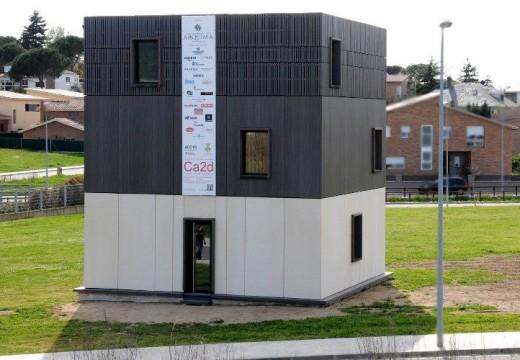 Innovador sistema de construcción con madera gana premio de sostenibilidad y eficiencia energética