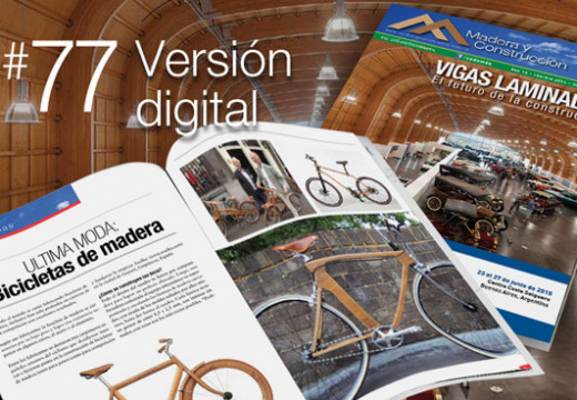 Revista Madera y Construcción N°77