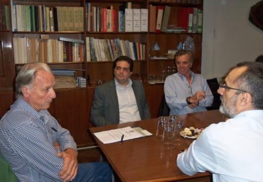 La Madera en el ámbito educativo: UADE y CADAMDA firmaron acuerdo de colaboración mutua.