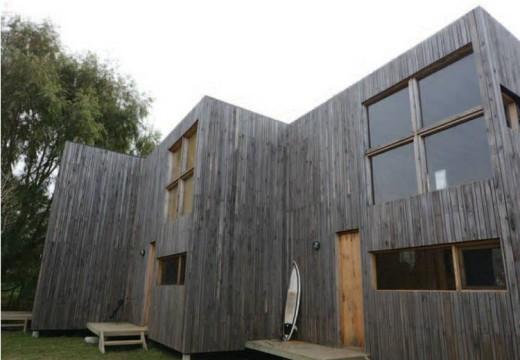 Uruguay: arquitecta asegura que las viviendas con madera y materiales naturales brindan ambientes más sanos.