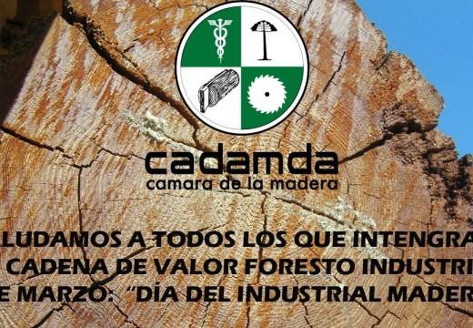 19 de marzo – Día del Industrial Maderero