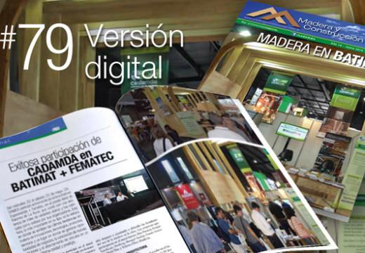 Revista Madera y Construcción N°79 – Por ArgentinaFORESTAL