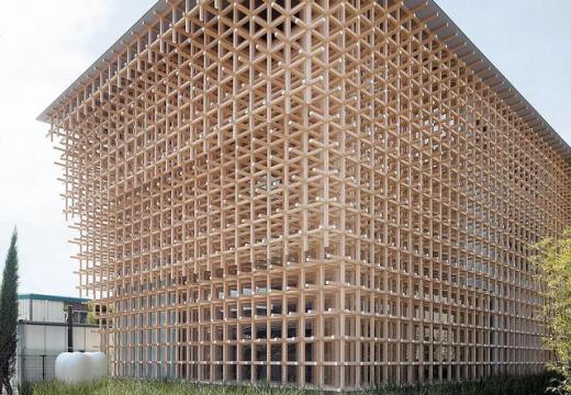 ¿Serán de madera los rascacielos del futuro?