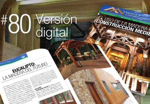 Revista Madera y Construcción N°80 – Por ArgentinaFORESTAL