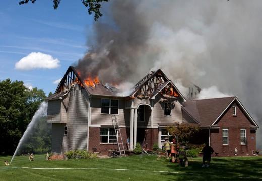 El fin de un mito: la estructura de madera tolera el fuego mejor que el acero