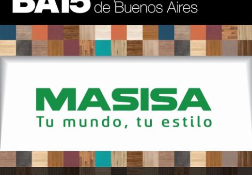 MASISA – Main sponsor de la tercera edición de la Bienal de Arquitectura de Buenos Aires