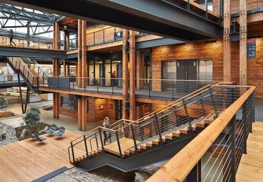 """""""La madera es el material del siglo XXI y nos ayudará a producir una cultura sustentable"""""""