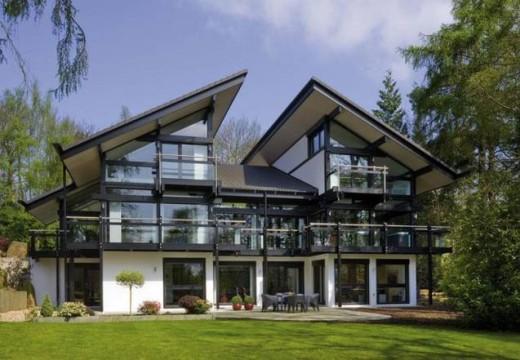 Construcción en Seco: conocé la nueva vivienda de madera y cristal de Antonio Banderas en Inglaterra