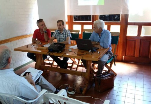 Reunión en Misiones de las cámaras de la foresto-industria AMAYADAP, CADAMDA y AMAC.