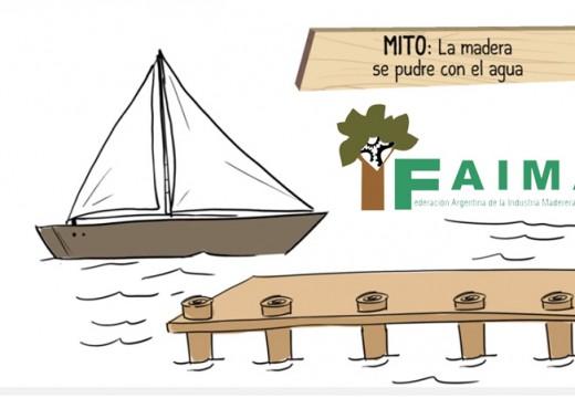 Viví la Madera: Los mitos y prejuicios sobre la madera.