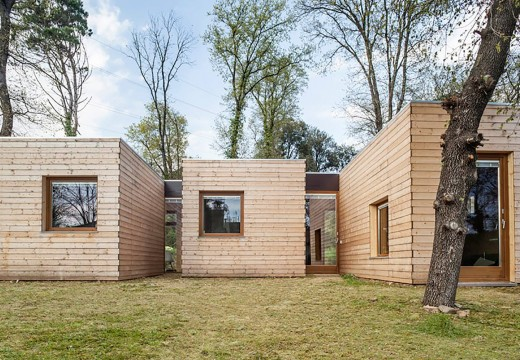 Arquitectura sostenible: la madera se posiciona como el principal material a nivel mundial