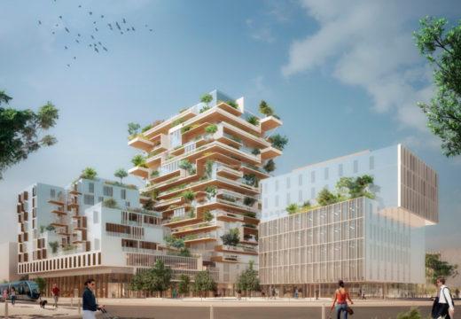 Francia tendrá el edificio de madera más alto del mundo