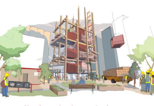Toronto, Candá: GOOGLE planea construir la primera ciudad íntegramente de madera