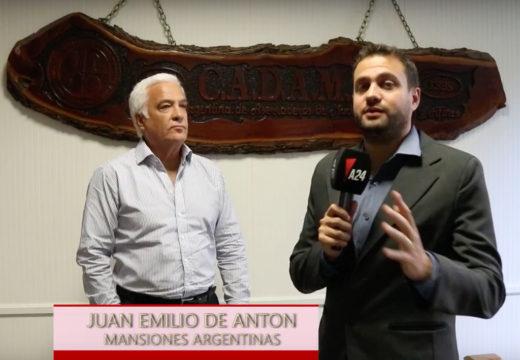 Argentina por un cambio cultural en la construcción: Entrevista exclusiva de América 24 a CADAMDA – Cámara de la Madera
