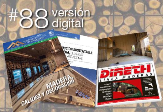 Revista Madera y Construcción N°88 – Por ArgentinaFORESTAL