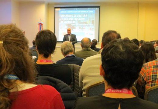 Excelente balance del Seminario sobre Construcción con Madera y Diseño – Tierra del Fuego / Buenos Aires