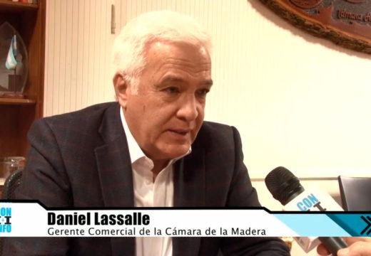 """Compartimos la presencia de una de las autoridades de la Cámara en el Programa """"Con + Info"""" Construir TV."""