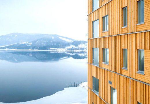 La madera es protagonista de la construcción y de la arquitectura del futuro