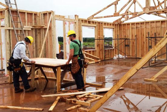 Los cinco sistemas constructivos  en madera más utilizados