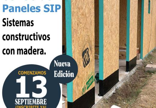 NUEVA EDICIÓN 100% ONLINE DE SISTEMAS SIP / Comienza el lunes 13 DE SEPTIEMBRE